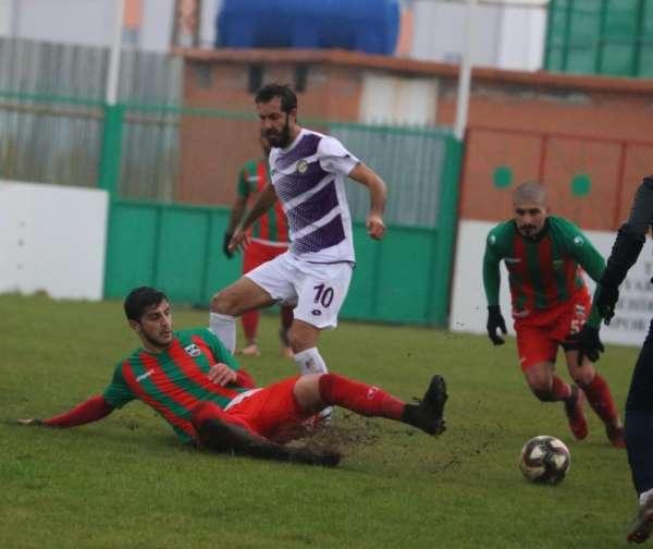 Diyarbekirspor Bağlar Belediyespor'u farklı geçti