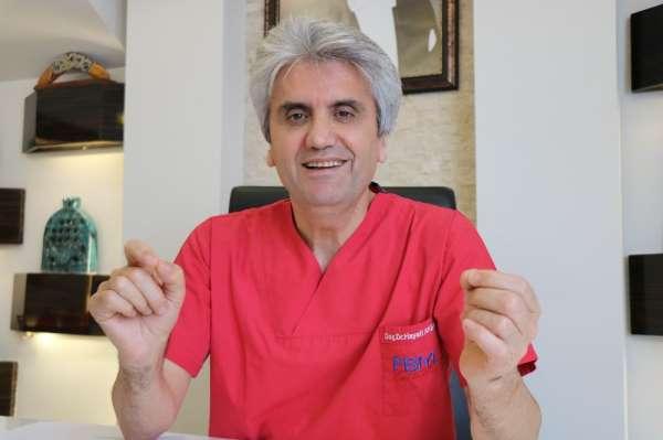 """Dr. Akbaş: """"Saç ekimi uzmanı diye bir uzmanlık yok"""""""