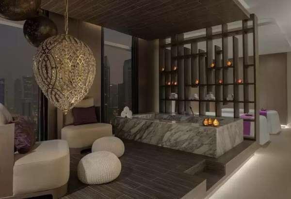 Katar'daki lüks otele Türk mobilyası