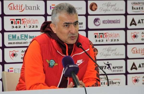 """(Özel haber) Mehmet Altıparmak: """"Transfer yapamazsak da sorun yaşamayız"""""""