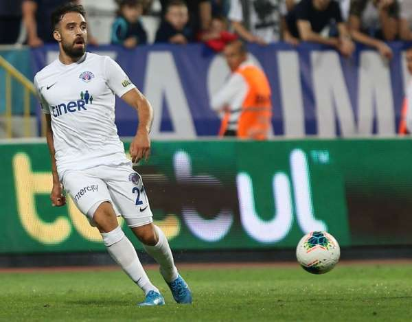 Sivasspor'da Abdul Khalili an meselesi