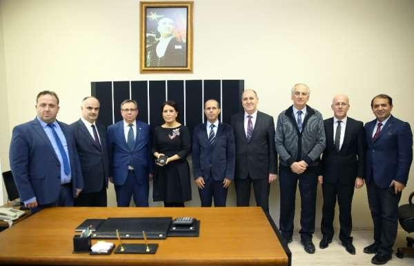 Trakya Üniversitesi Kütüphane ve Dokümantasyon Daire Başkanlığı görevine Doç. Dr