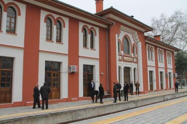 Türkiye'nin en büyük demir yolu modernizasyonunda sona gelindi