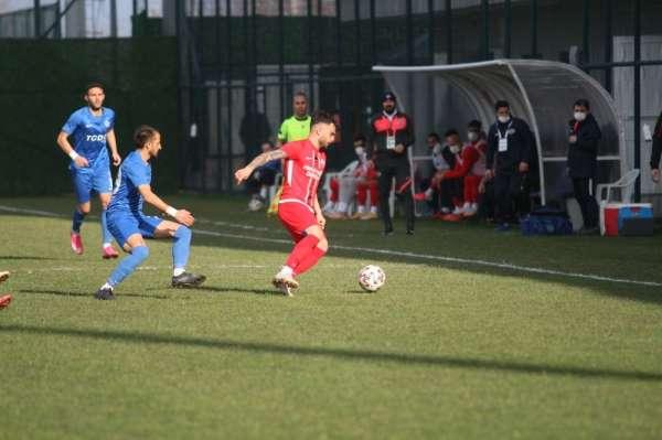 2. Lig: Hekimoğlu Trabzon FK: 2 - Ankara Demirspor: 0