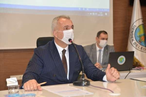 Başkan Babaoğlu: 'Süleyman Seba Spor Kompleksi Hendek'in marka değerini yükselte