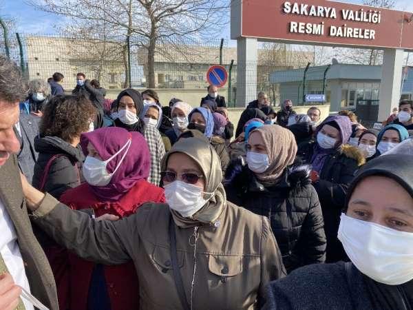 Hava fişek fabrikasındaki patlamaya ilişkin davanın ardından aileler adalet iste
