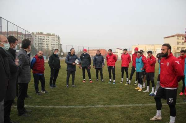Nevşehir Belediyespor ikinci yarı hazırlıklarına başladı