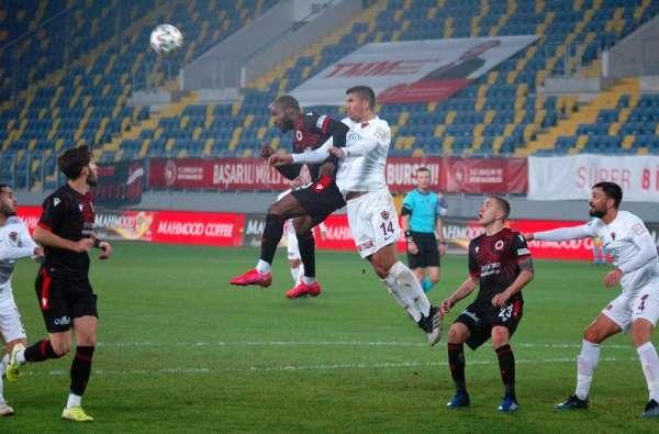 Süper Lig: Gençlerbirliği: 3 - A. Hatayspor: 1 (Maç sonucu)