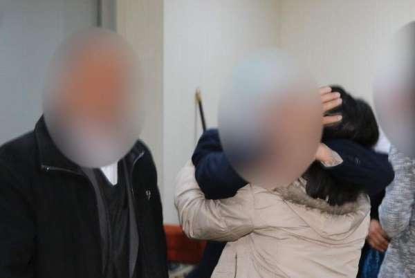 Siirt'te teslim olan 2 terörist ailelerine kavuştu
