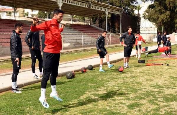 Aliağaspor FK, Gönen deplasmanına hazırlanıyor