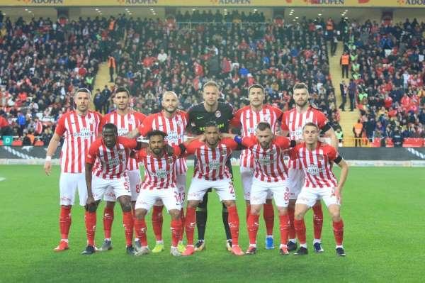 Antalyaspor, Gençlerbirliği karşısına 4 eksikle çıkacak