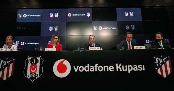 Beşiktaş Kadın Futbol Takımı, Vodafone Kupası'nda