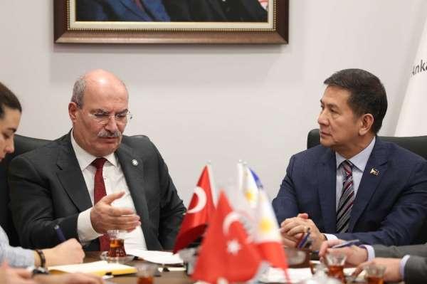 Filipinler'den Türk inşaat sektörüne yatırım daveti