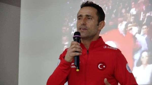 Gazi Osman Çakmak, engelleri nasıl aştığını anlattı