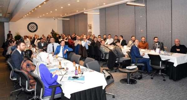 KTO'da Kazancılar Çarşısı'nın yeni projesi tanıtıldı