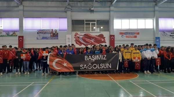 Liselerde Futsal heyecanı
