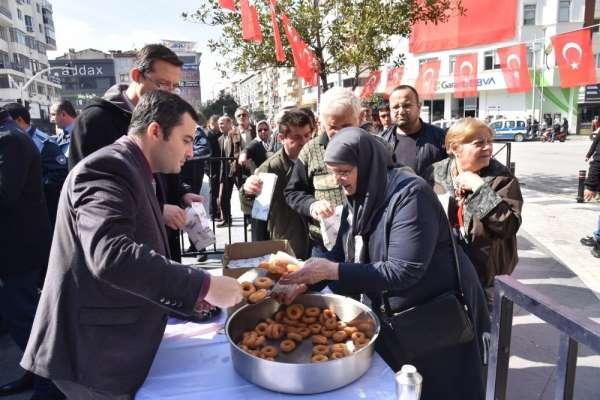 Manisa Büyükşehir'den İdlib şehitleri için lokma hayrı
