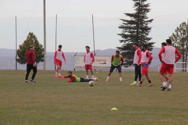 Nevşehir Belediyespor, Muğlaspor maçının hazırlıklarını tamamladı