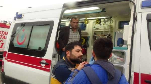 Sancaktepe'de feci kaza: 1'i ağır 10 yaralı