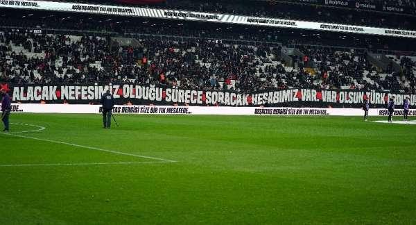 Süper Lig: Beşiktaş: 1 - MKE Ankaragücü: 0 (Maç devam ediyor)