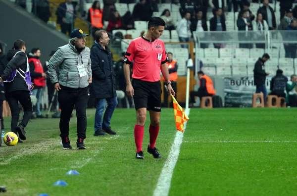 Süper Lig: Beşiktaş: 2 - MKE Ankaragücü: 1 (Maç sonucu)