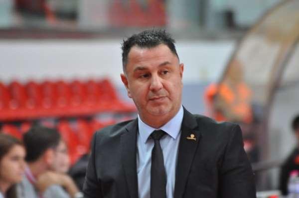 Bellona Kayseri Coachı Ayhan Avcı: 'Hesaplarımız yeni sezon üzerine'