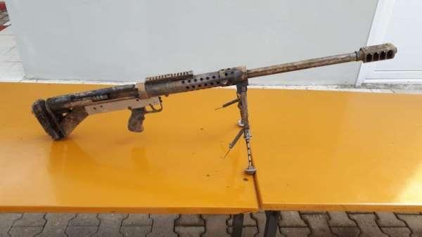 Bitlis'te terör örgütüne ait çok sayıda silah ve mühimmat ele geçirildi