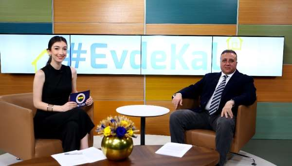 Prof Dr Burak Kunduracıoğlu: 'Fenerbahçe'de endişe verici bir vaka yok'