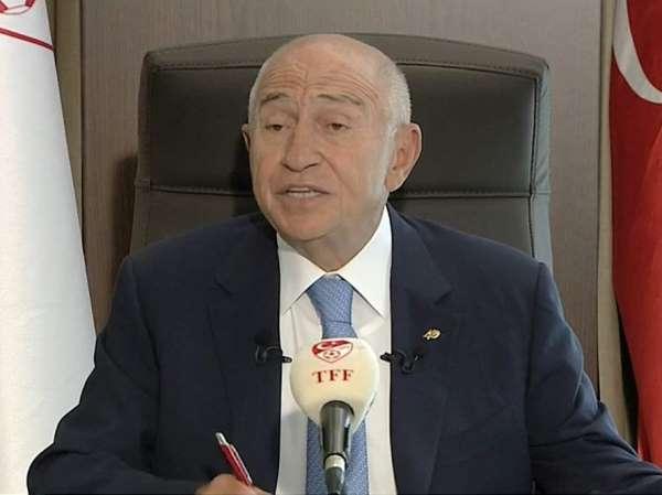 Nihat Özdemir: ''26 Temmuz'da ligleri bitirmek istiyoruz'
