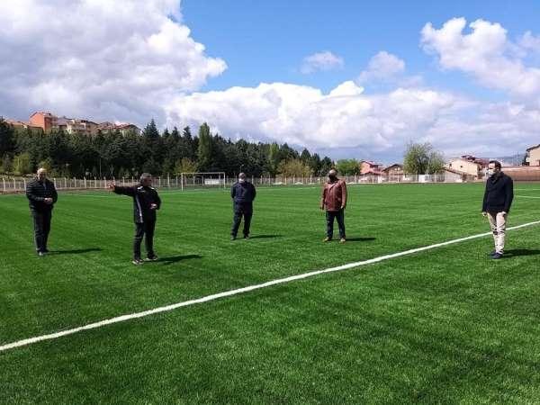 Salon ve stadyum sportif faaliyetlere hazır