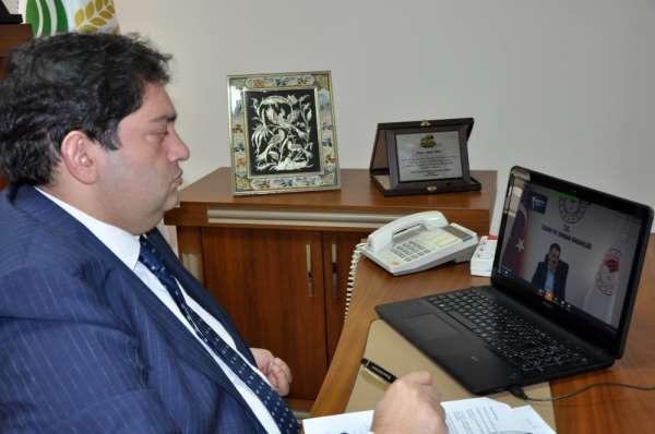 Tarım ve Orman Bakanı Dr. Bekir Pakdemirli 'Erzurum Özelinde Sektörel Değerlendi
