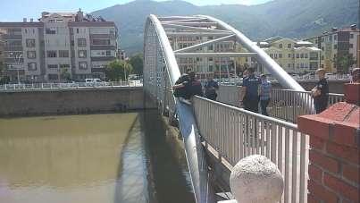 Amasya'da intihar etmek istedi, itfaiye kurtardı
