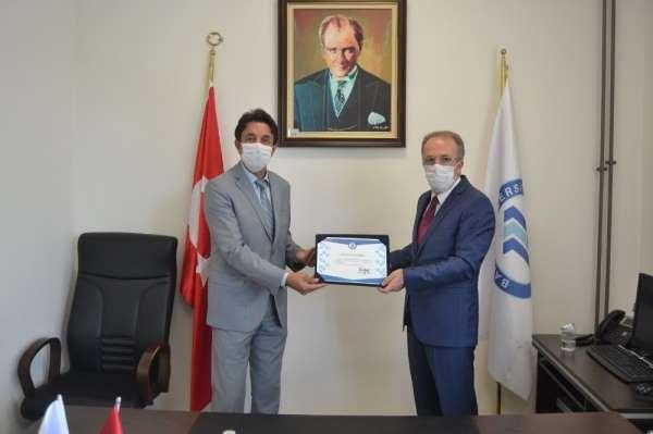 Bartın Üniversitesi İslami İlimler Fakültesi'nde görev değişimi