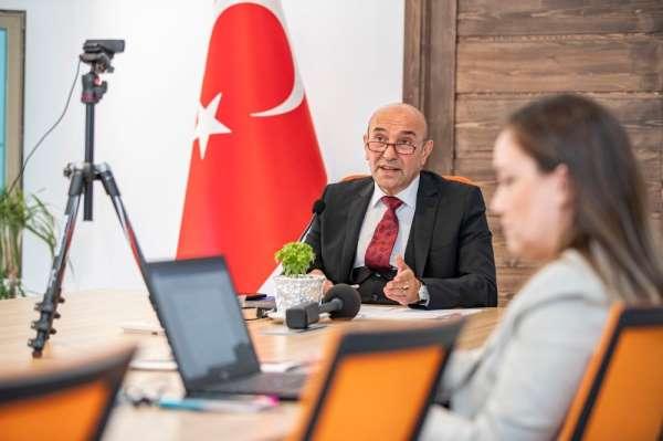 İzmir Büyükşehir Belediye Başkanı Soyer: 'İzmir turizminin anayasasını yazdık'
