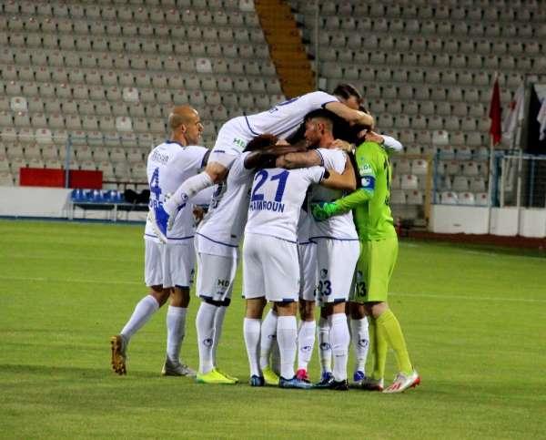 BB Erzurumspor adım adım Süper Lig'e