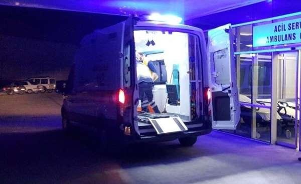 Otomobilinde silahlı saldırıya uğrayan kişi hayatını kaybetti