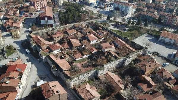 Tarihi Çorum kalesi turizme kazandırılıyor