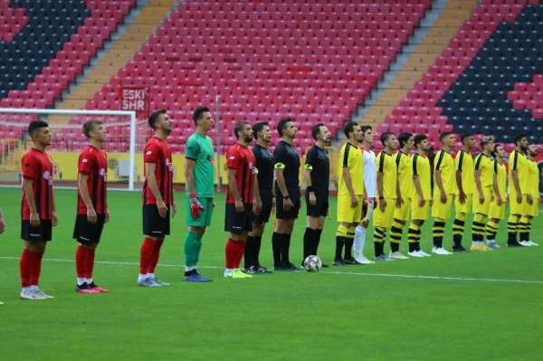 TFF 1. Lig: Eskişehirspor: 0 - İstanbulspor: 3