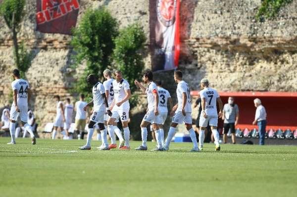 TFF 1. Lig: Fatih Karagümrük: 3 - Boluspor: 1