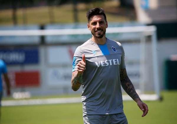 Trabzonspor, Antalyaspor maçı hazırlıklarına başladı