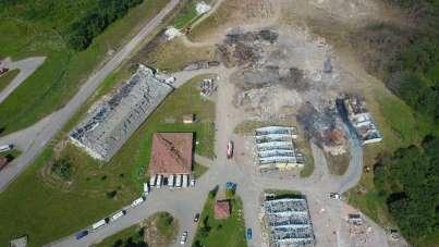 Valilikten açıklama: 'Patlamada hayatını kaybeden kişi sayısı 7'