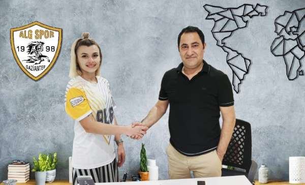 ALGSPOR, Milli kaleci Selda Akgöz'ü transfer etti