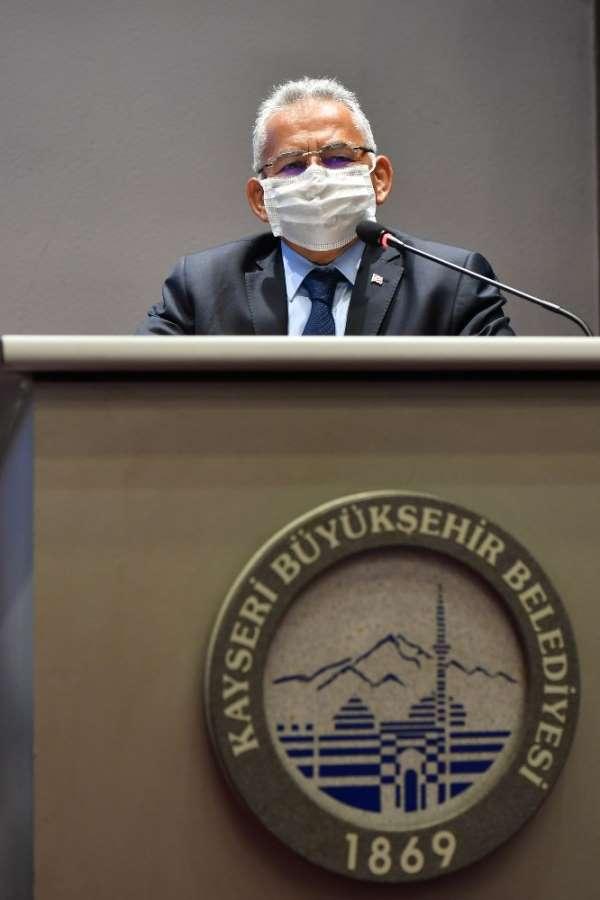 Başkan Büyükkılıç üniversite tercihi yapacak öğrencileri Kayseri'ye davet etti
