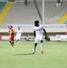 (Özel haber) Fabrice N'Sakala: 'Şampiyonlar Ligi'ni özledim'