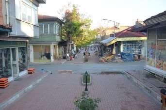 Boyabat Tarihi (Orta) Çarşı Restorasyonu için imzalar atıldı