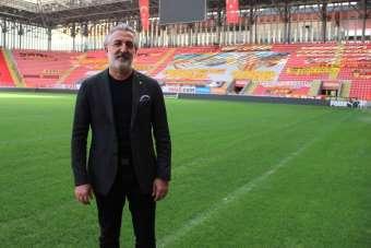 Göztepe Başkan Vekili Talat Papatya: 'Gençleştirme operasyonu yaptık'