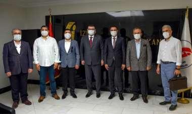 İzmir MÜSİAD, 320 üye ile 40 bin kişiye istihdam sağlıyor