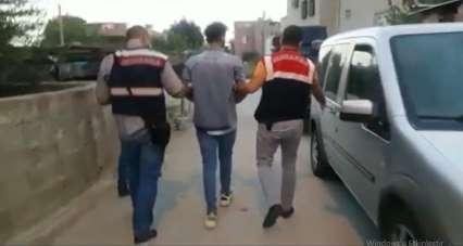 Mersin'de terör operasyonu: 6 gözaltı