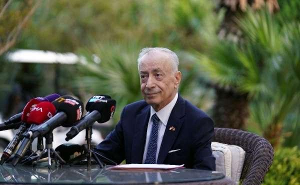 Mustafa Cengiz: Galatasaray asla yanlış yollara tevessül etmez