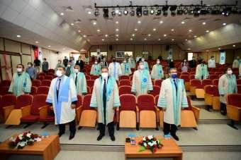 Van Yüzüncü Yıl Üniversitesi 2020-2021 akademik yılı açılışı yapıldı